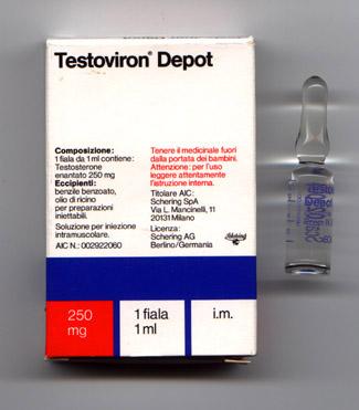 Enantato de Testosterona Testov10