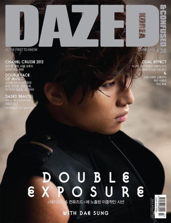 """Big Bang fait un photoshoot pour la couverture du magasine """"DAZED"""" Bb-210"""