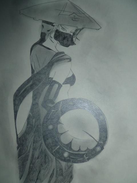 L'Art et les Esprits de l'Ombre [Fan-Art] P1020112