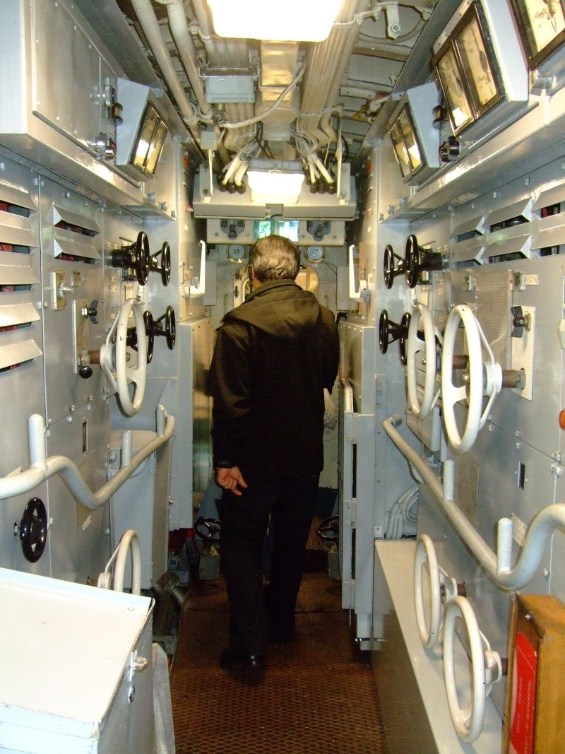 A visit to the U-Boat pens at Lorient 05510