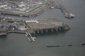 A visit to the U-Boat pens at Lorient - Page 2 Aerial10