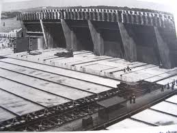 A visit to the U-Boat pens at Lorient K210