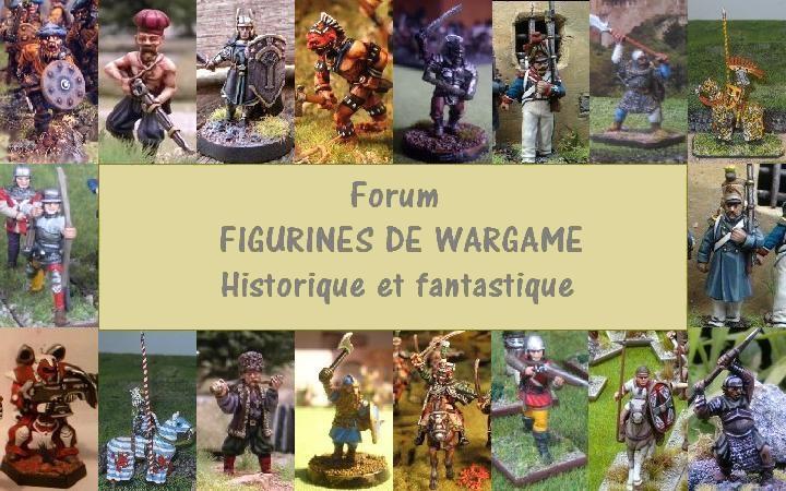 Figurine de jeu de bataille ( Wargame)