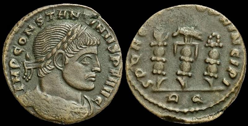 Collection mozarto 4e siècle Consta11