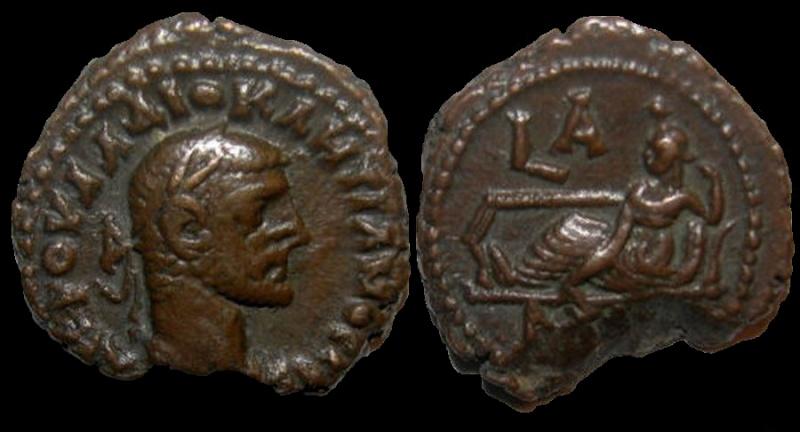 Collection mozarto 4e siècle Diocla11