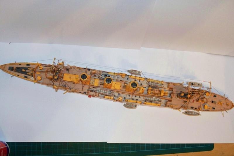 SMS Emden im Tropenanzug Kartonmodell HMV-Verlag 1:250 mit Lasercutteilen FERTIG - Seite 10 Emden_13