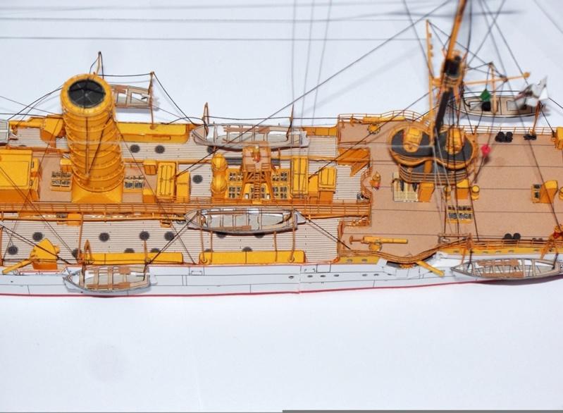 SMS Emden im Tropenanzug Kartonmodell HMV-Verlag 1:250 mit Lasercutteilen FERTIG - Seite 10 Emden_14