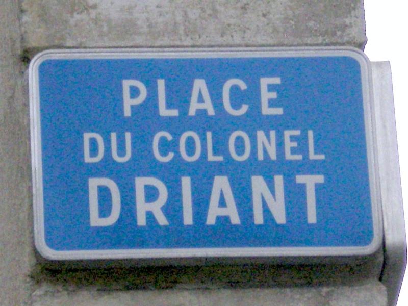 Rues et Places de nos Villes en Hommage : Imgp4210