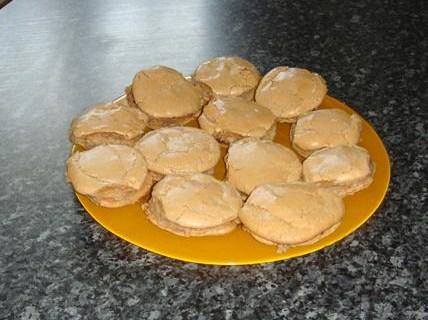 Macarons à la châtaigne Macaro11