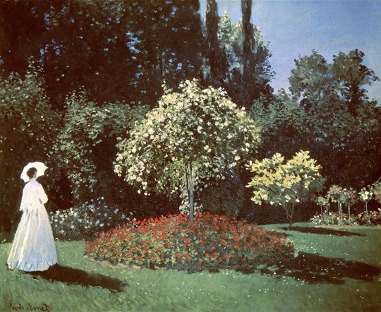 La peinture Monet810