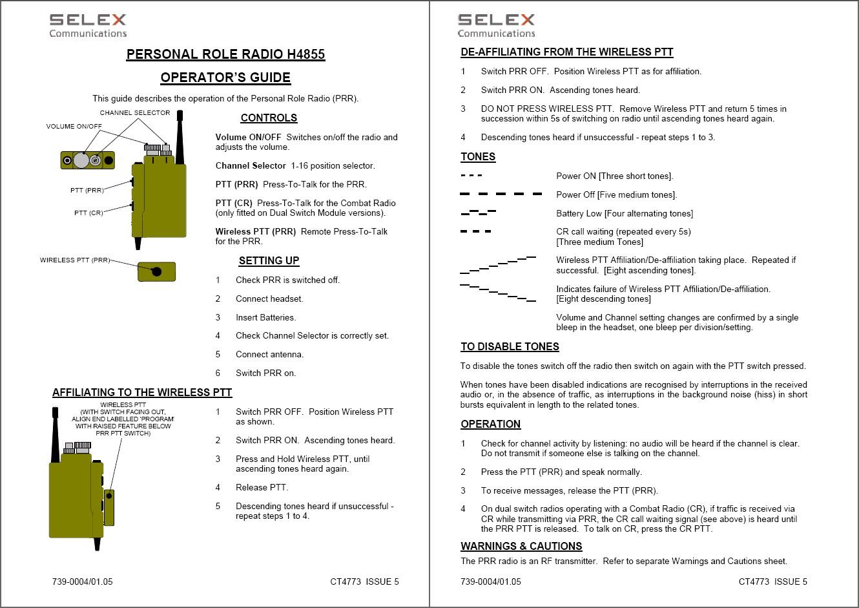 Review PRR Marconi H4855 !la vrai ! Selex_10