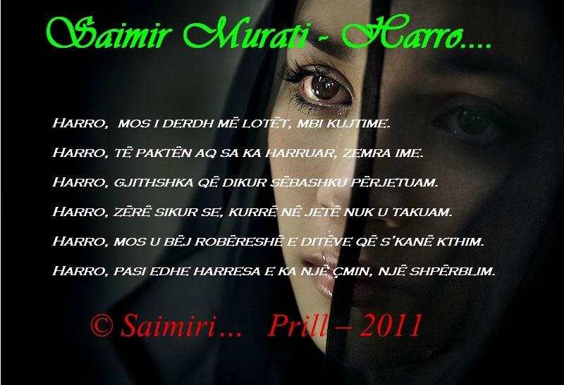 Foto-Poezi...  (© Saimiri.) Harro10