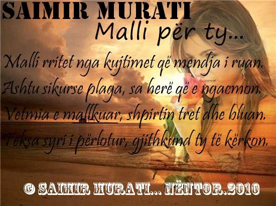 Foto-Poezi...  (© Saimiri.) Malli_10