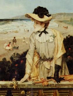 La Plage : Artistes peintres, illustrateurs, photographes... - Page 4 Alfred11
