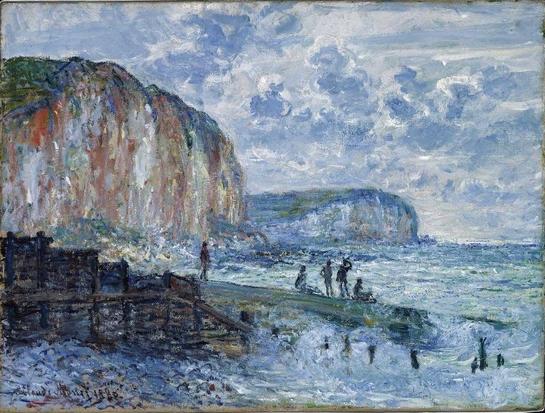 La Plage : Artistes peintres, illustrateurs, photographes... - Page 4 Claude17