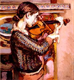 La musique dans la peinture - Page 3 Duncan10