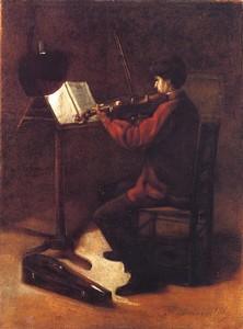 La musique dans la peinture - Page 3 Franco10