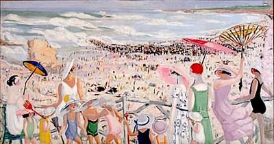 La Plage : Artistes peintres, illustrateurs, photographes... - Page 4 Jacque12