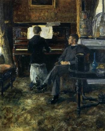 La musique dans la peinture - Page 2 James_16