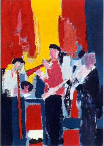 La musique dans la peinture - Page 2 Nicola10