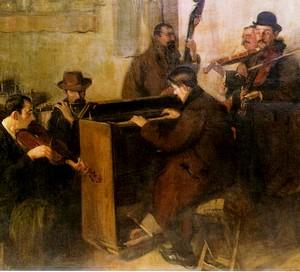 La musique dans la peinture - Page 2 Salvad11