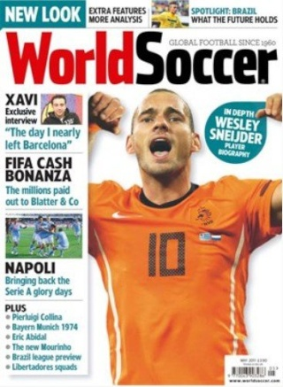 Soccer Worldcup magazine 13026410