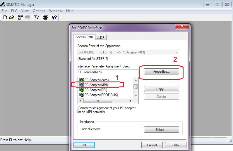 كيفية عمل UPLOAD من s7300 - صفحة 1 7110