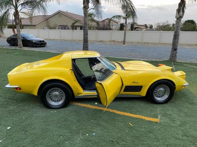 Doute import corvette 68-72 74595510