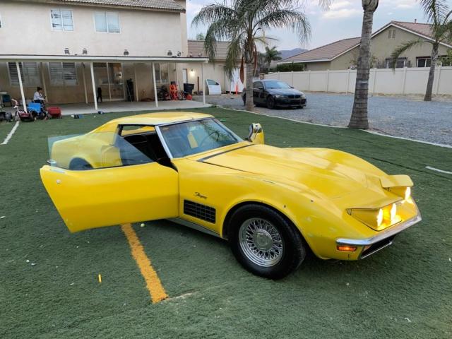 Doute import corvette 68-72 75635910