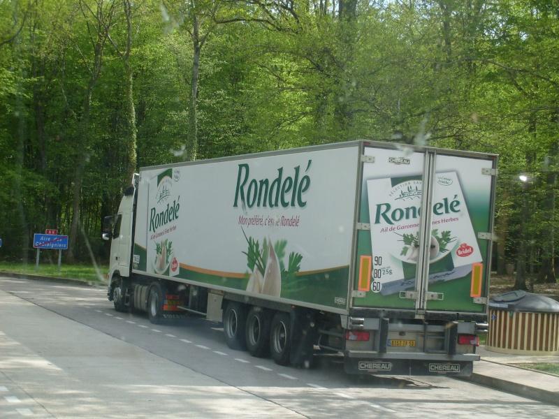 La publicité sur les camions S7301110