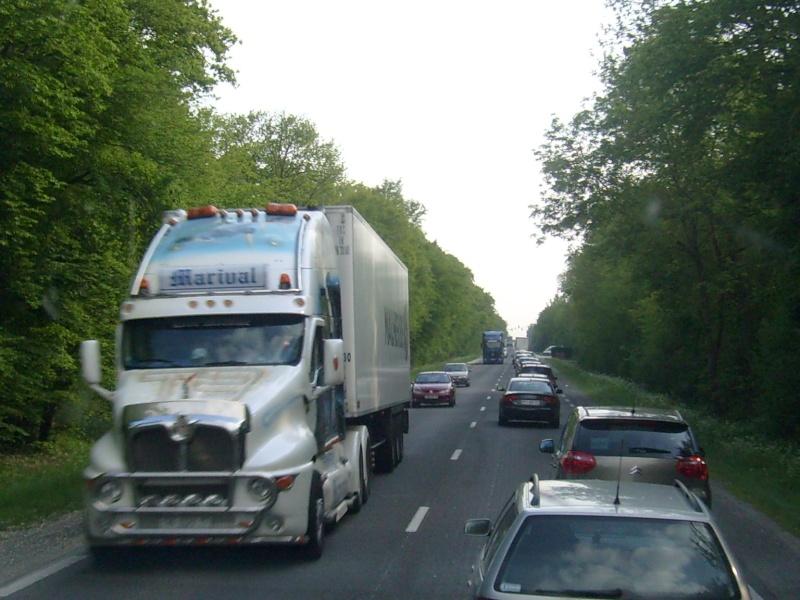 La publicité sur les camions S7301112