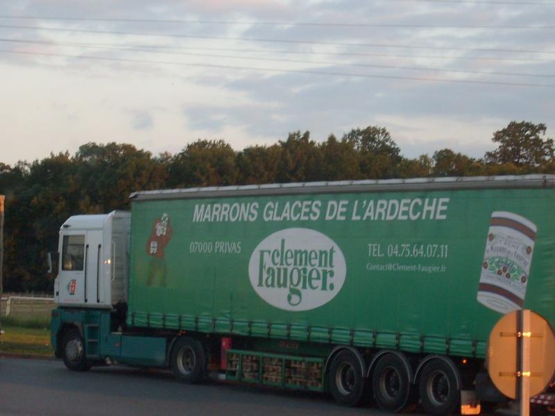 La publicité sur les camions S7301310