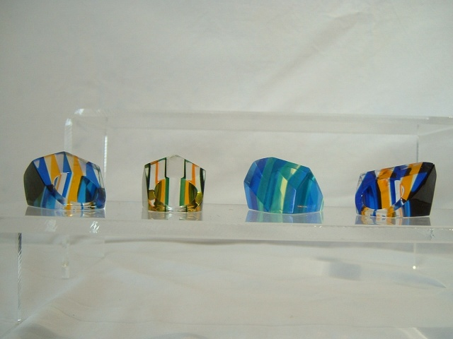 Lucite Rings 00113