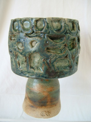 Aller Pottery? Allan Peacey?  00219