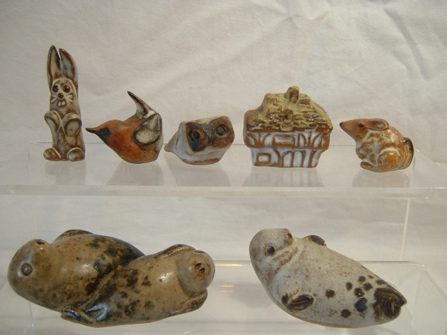 Animal Friends Pottery St Just Cornwall 02111