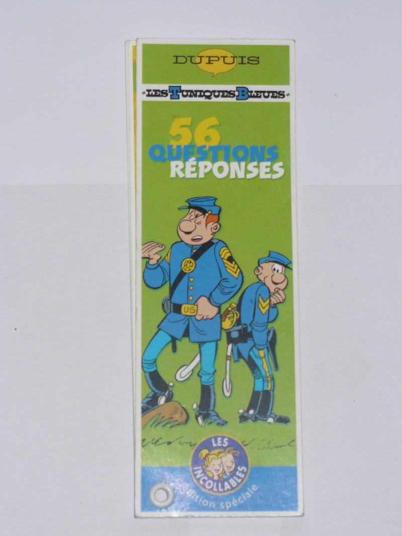 """Les incollables édition spéciale """"les tuniques bleues"""" 01510"""
