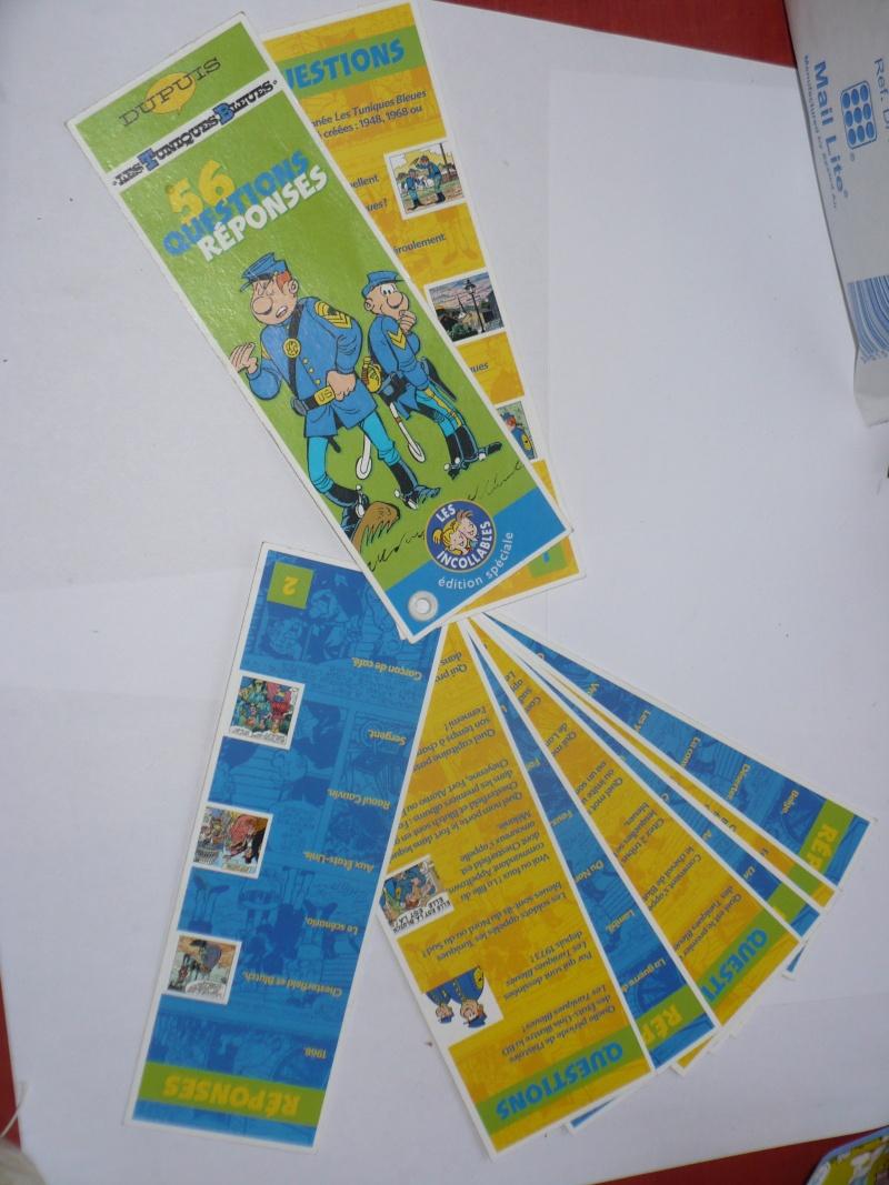 """Les incollables édition spéciale """"les tuniques bleues"""" 01810"""