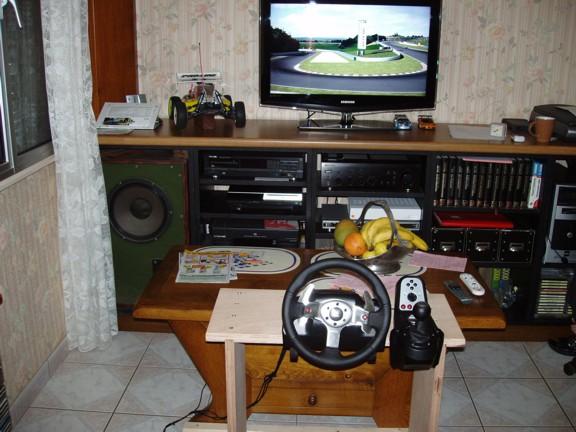 Game Seat Testé et approuvé par GTRacing P5290010
