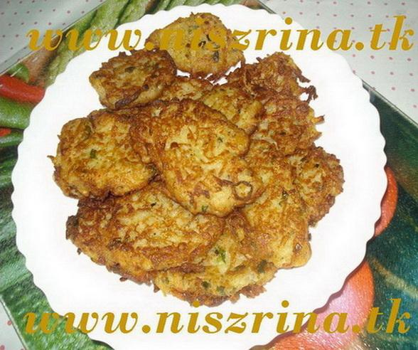 Chiftelute de Cartofi  وصفة كفتة بطاطا على الطريقة البلقانية  Niszri11