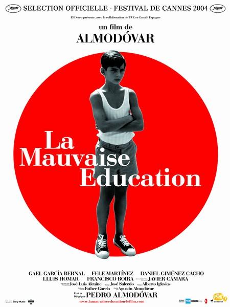 DVD - La mauvaise éducation Mauvai10