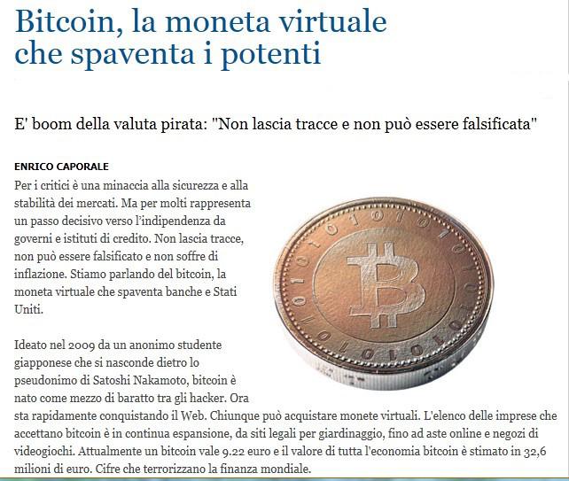 BITCOIN Bitcoi10
