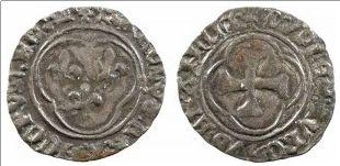 Double tournois de Charles VII Ch_vii10
