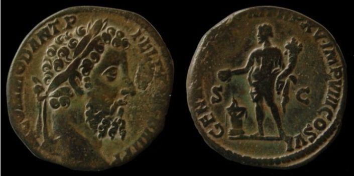 romaine du 2nd siècle Ric56110