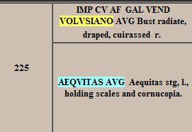 une autre romaine a identifier svp Volusi11