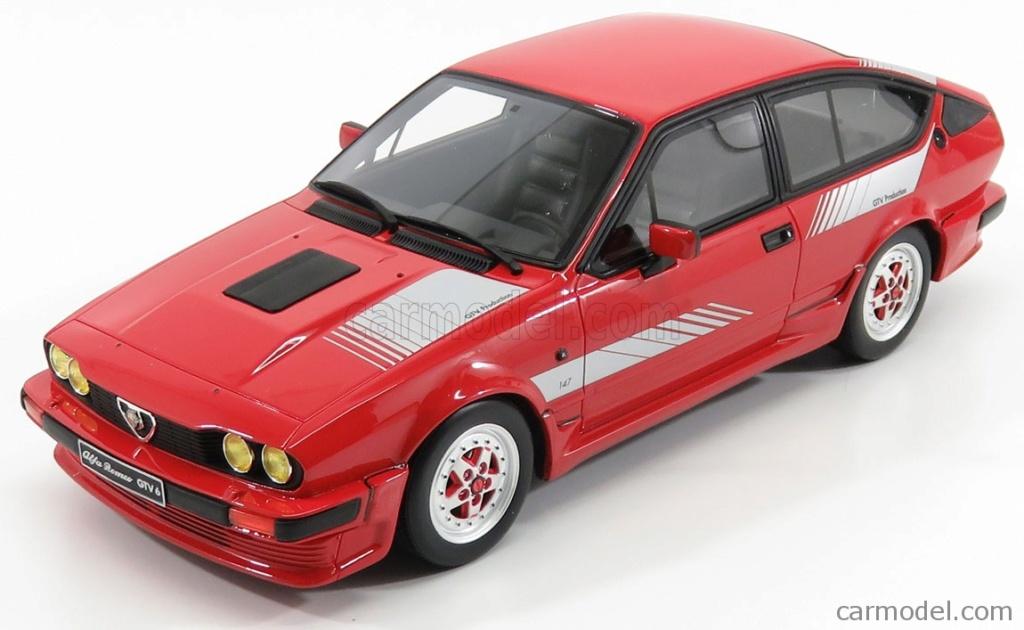 Alfa Romeo GTV6 #14 Tour de Corse 1986 11954110