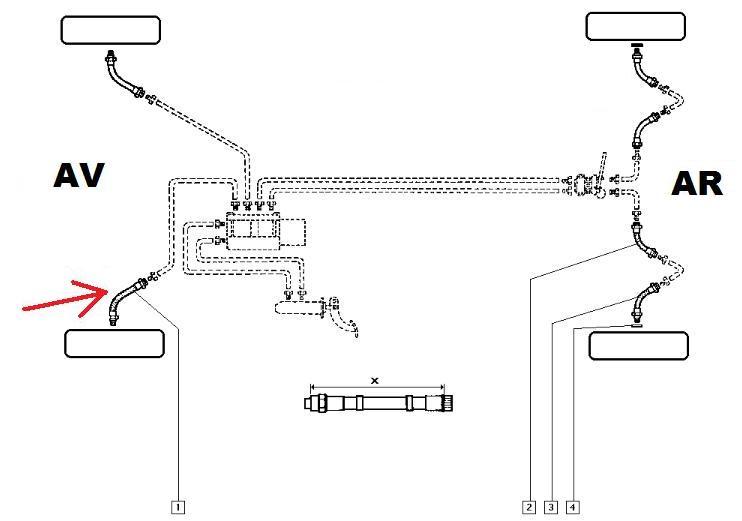 Fuite liquide de frein R25 GTX Bva ABS Frein_12