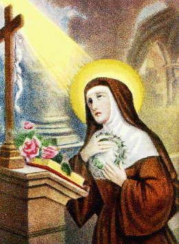 Neuvaine à Sainte Rita du 14 au 22 mai Sainte13