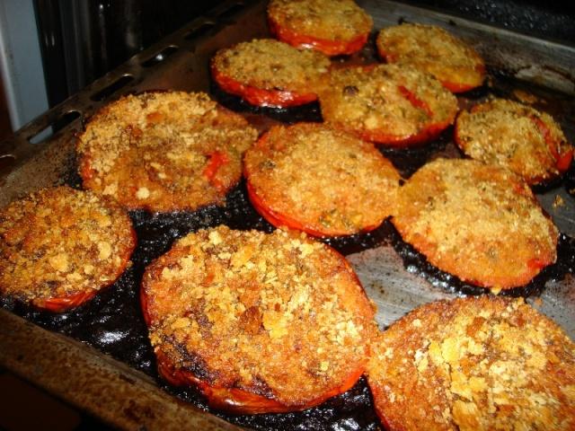 tomates à la provencale au piment frais , doux Final10