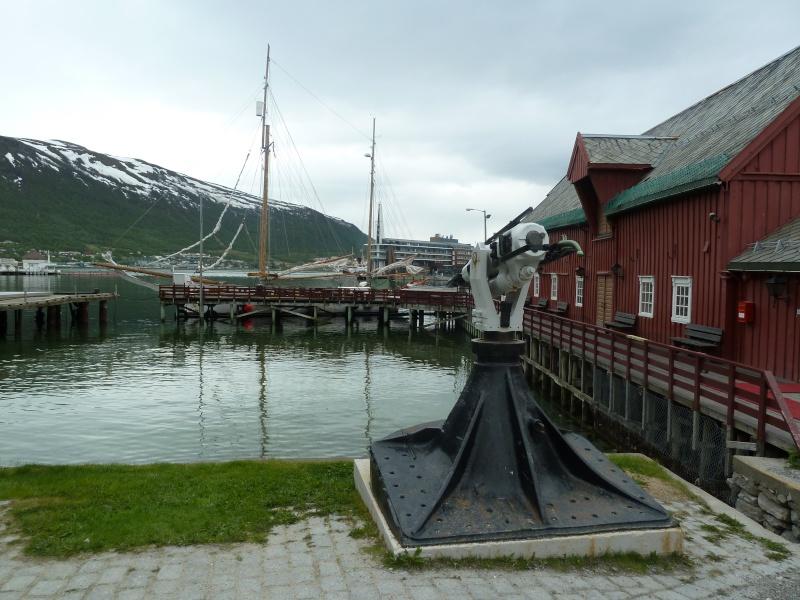 Norvège - croisière au nord - juin 2011 Tromso17