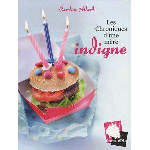 LES CHRONIQUES D'UNE MERE INDIGNE de Caroline Allard 51ody510